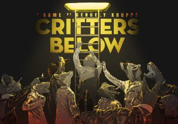 Critters Below Preview - Now On Kickstarter!