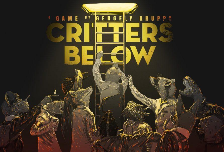 Critters Below Preview – Now On Kickstarter!