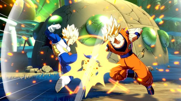 Dragon Ball FighterZ Will Have Both A English And Japanese Dub