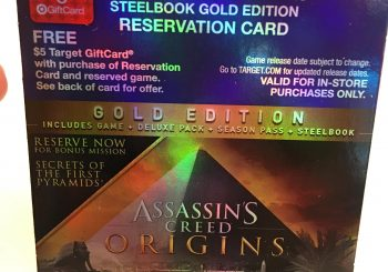 Assassin's Creed's Origins Leak From Target Confirms Egyptian Setting