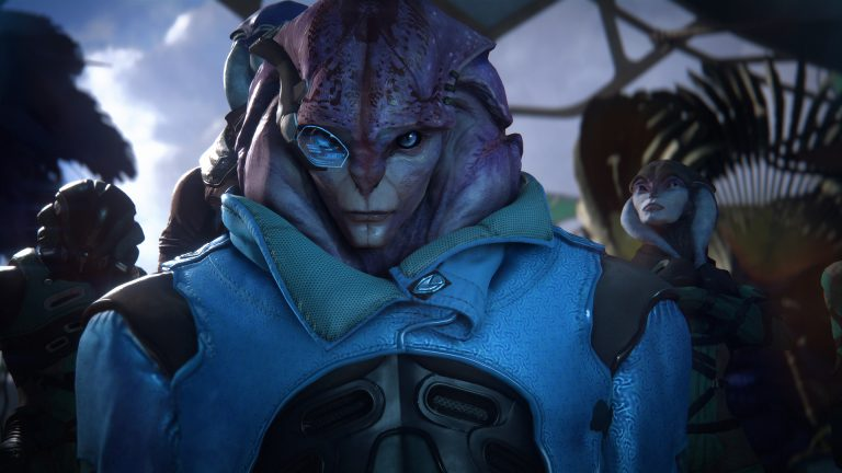 Mass Effect Andromeda Update Patch 1.08 Notes Reveal Another Romance Option