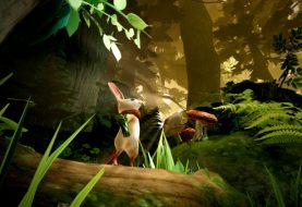 Best VR Game of 2018 - Moss