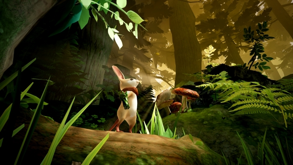 Best VR Game of 2018 – Moss