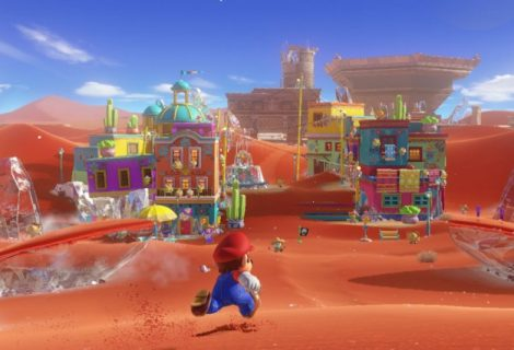 Super Mario Odyssey Is The Fastest Selling Nintendo Switch Game Ever