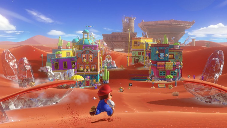 Super Mario Odyssey, Dragon Ball FighterZ And More Playable At EB Expo 2017