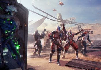 E3 2017: Raiders Of The Broken Planet Confirmed For Xbox One X