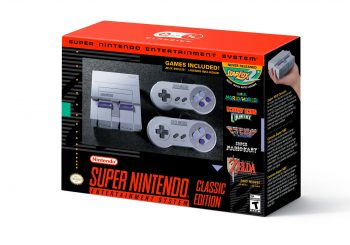 SNES Classic Release Date Confirmed; Includes Star Fox 2