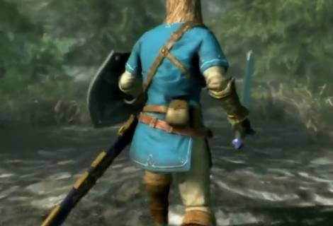 E3 2017: Skyrim For Switch Adds Link's Weapon and Outfit