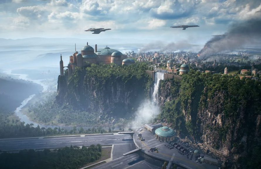 Star Wars: Battlefront 2 Falls Short of Sales Targets; Loot Boxes Blamed