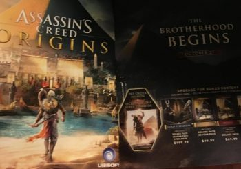 Assassin's Creed Origins Release Date Has Been Leaked