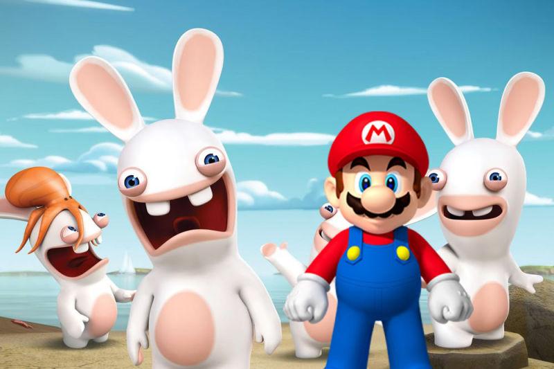 E3 2017: Mario+Rabbids Kingdom Battle Gameplay Revealed For Nintendo Switch