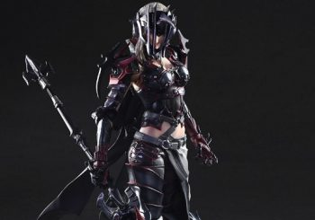 Square Enix Reveals Final Fantasy XV Action Figure For Aranea Highwind