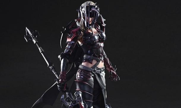 Square Enix Reveals Final Fantasy XV Action Figure For Aranea Highwind