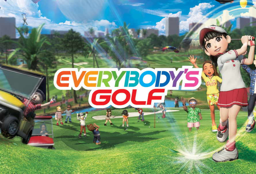 ESRB Provides More Info About Everybody's Golf PS4