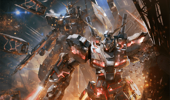 E3 2017: Gundam Versus Has Something for Everyone