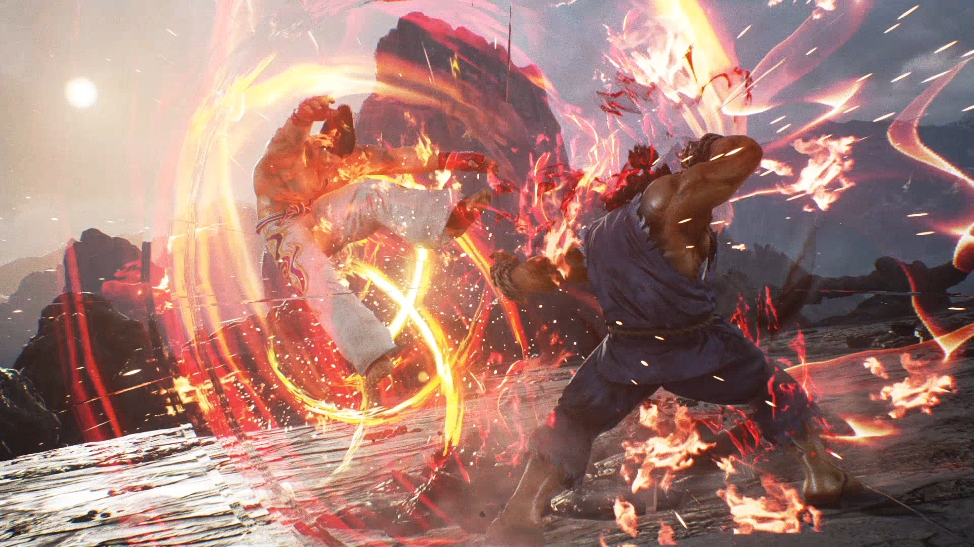 Katsuhiro Harada Explains Why Tekken 7 Is Not 4k On Xbox One X Just Push Start