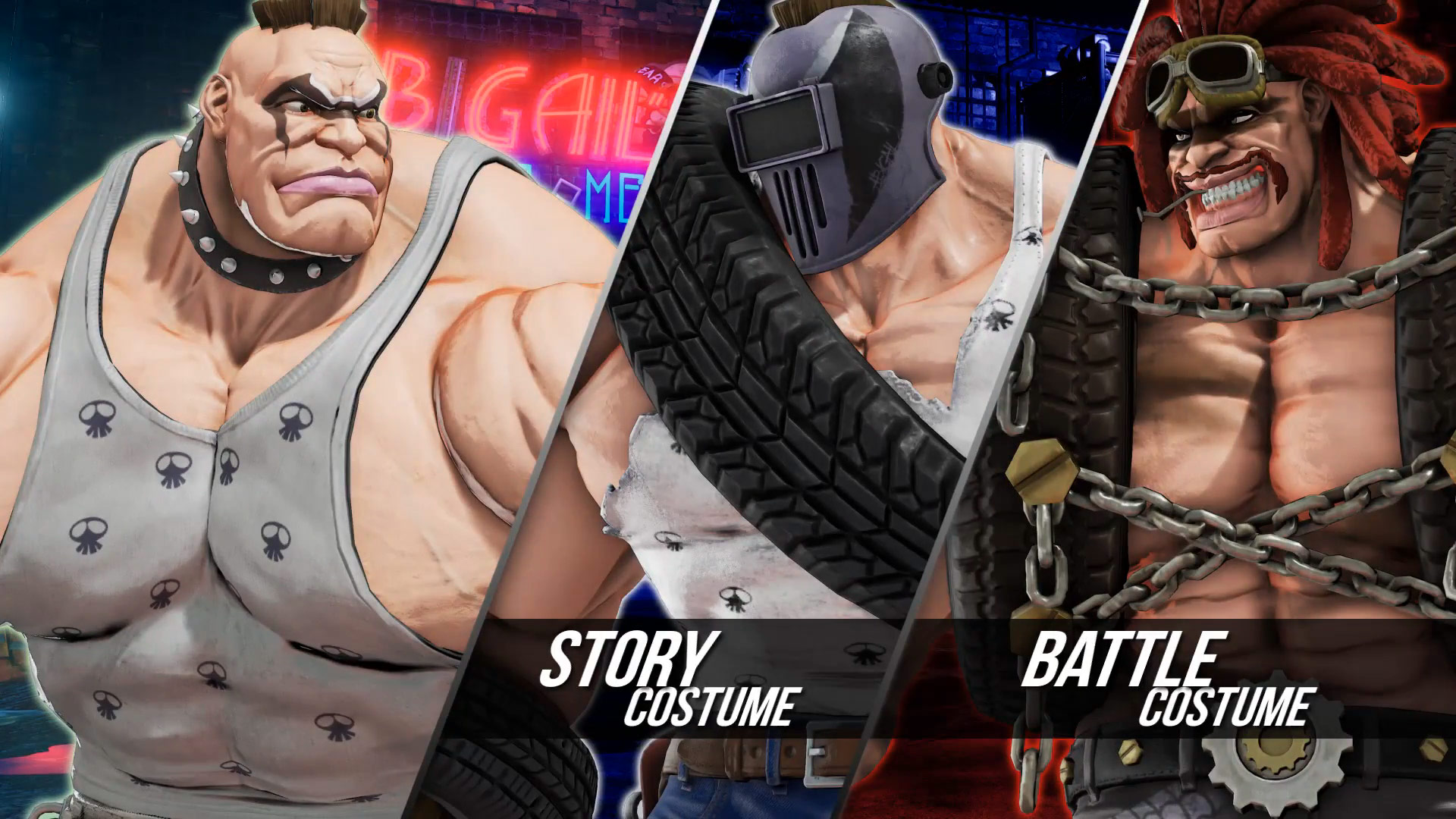 'Final Fight' boss Abigail to join 'Street Fighter V' roster