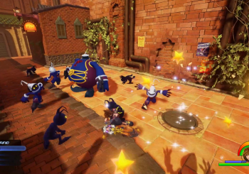 Twilight Town Serves As A Tutorial Stage In Kingdom Hearts 3