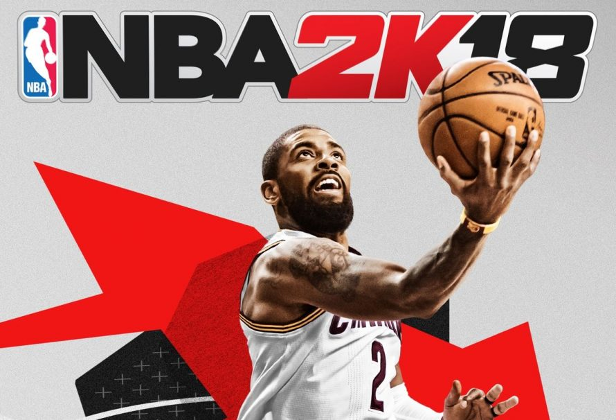 NBA 2K18 Cover With Kyrie Irving In Boston Celtics Gear Coming After Launch