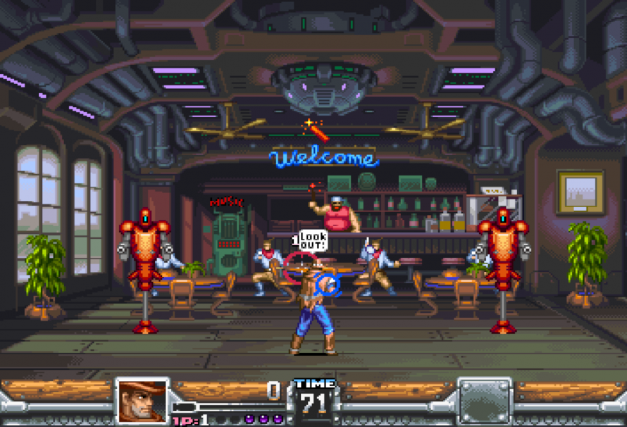 Wild Guns: Reloaded is a New Twist on an Old Genre