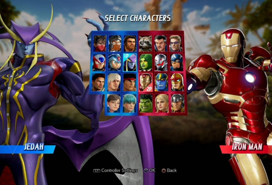 Jedah To Be Featured In The Marvel vs. Capcom: Infinite