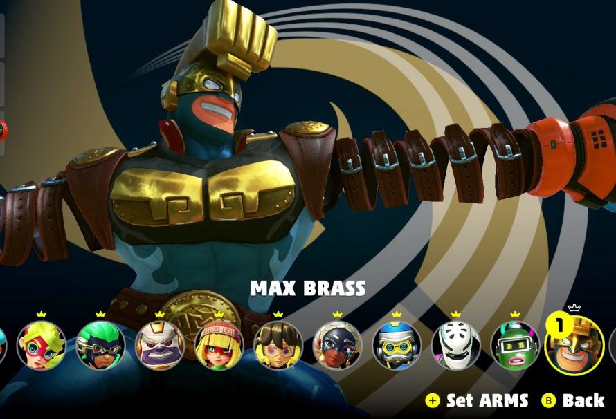ARMS Update 2.0 is Now Available; Includes Max Brass and More