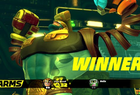 Check Out ARMS Latest Fighter, Max Brass, with Some Hands On Gameplay
