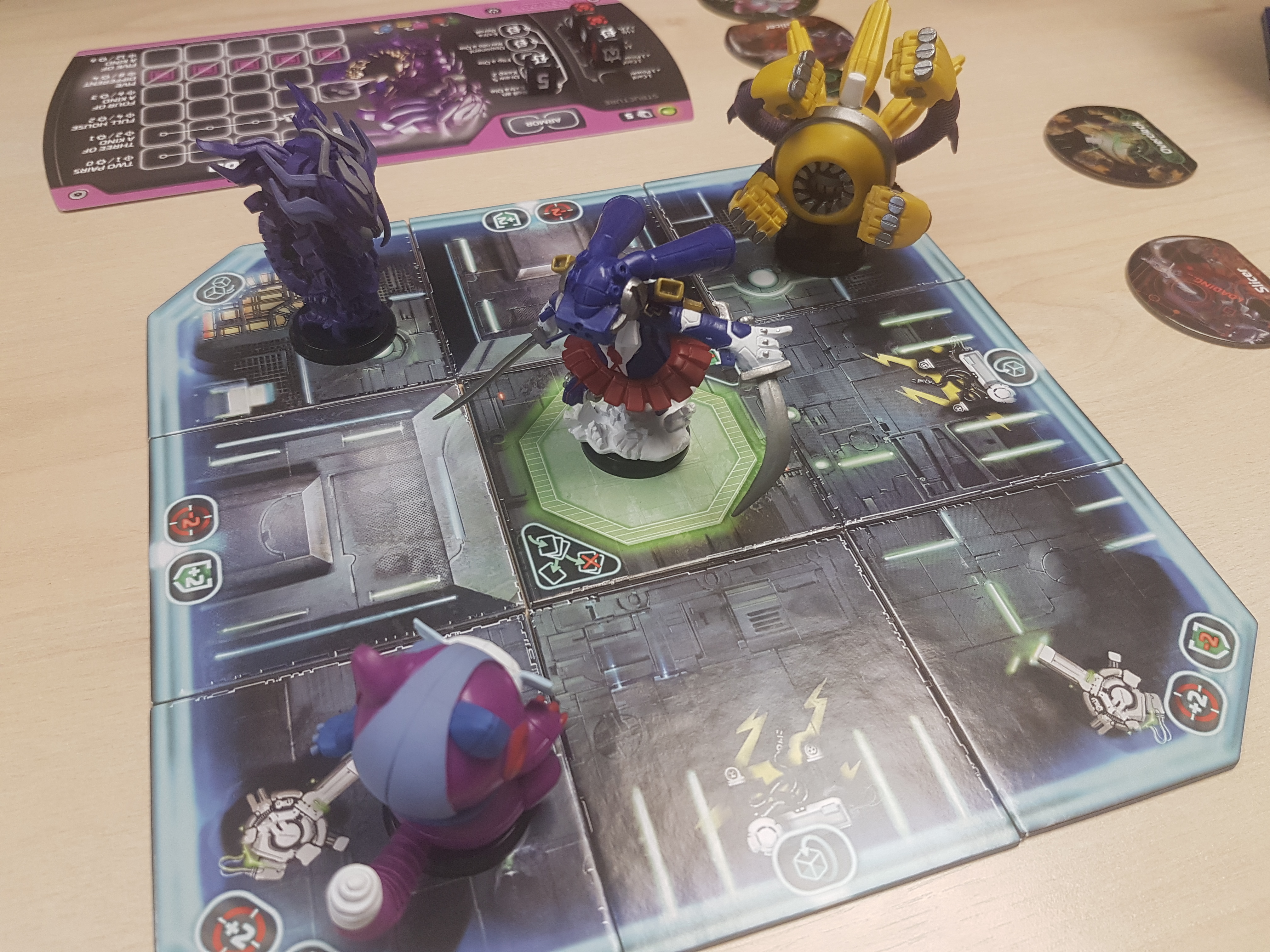 Gekido: Bot Battles Review - Arena Based Awesomeness - Just Push Start
