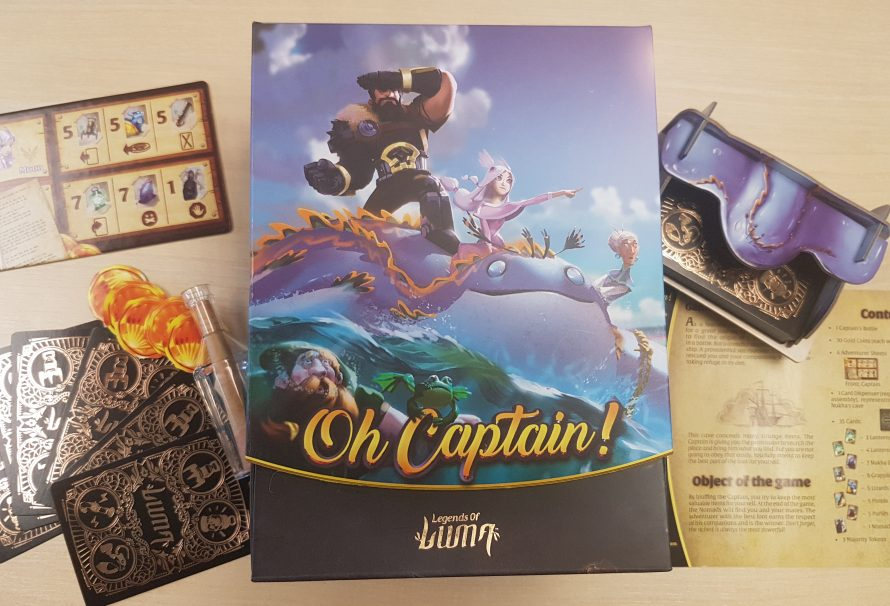 Oh Captain! Review – No Pirates But Plenty Of Bluffing