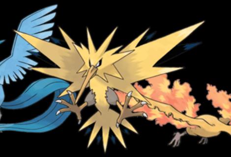 Legendary Pokémon Are Finally Coming To Pokémon Go
