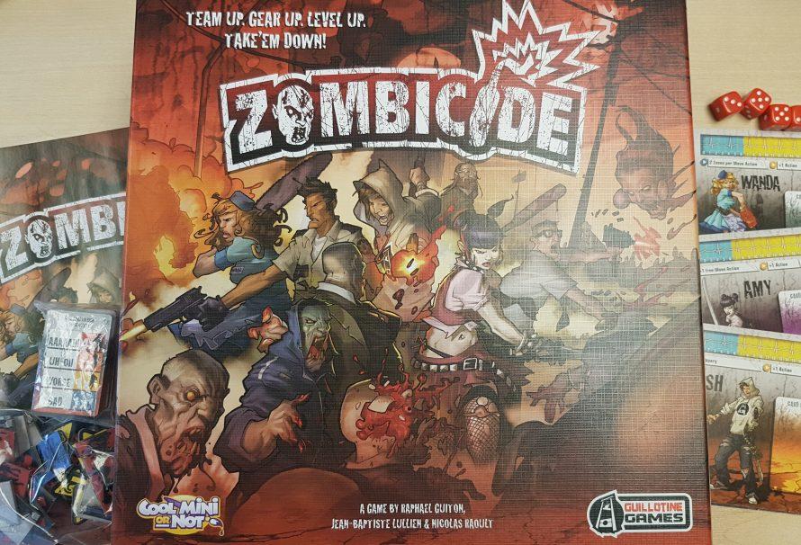 Zombicide Review – Hordes, Guns & Action!