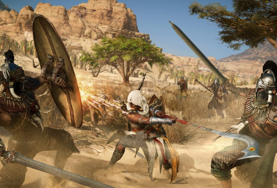 """Assassin's Creed Origins """"I Am"""" Live Action Trailer Released"""
