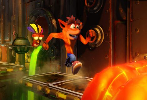 Crash Bandicoot N. Sane Trilogy Spins To The Top Of The UK Charts Again