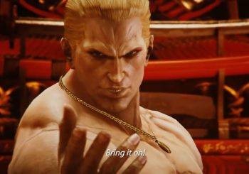 Tekken 7 To Add Geese Howard From Fatal Fury As A Guest Fighter