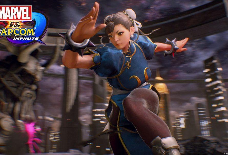 Chun-Li's Face Will Be Fixed In Marvel vs. Capcom: Infinite