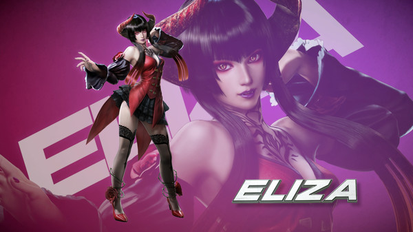 Tekken 7 Eliza DLC Available Now To Download On Steam - Just