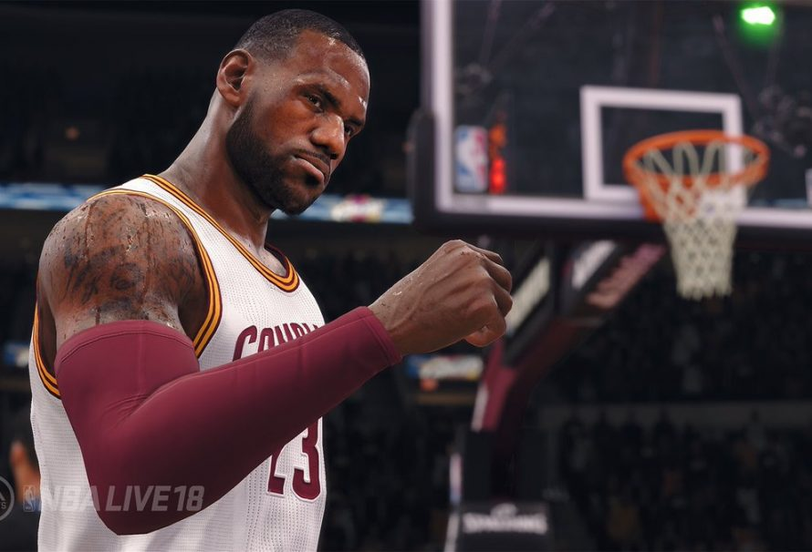 NBA Live 18 Demo Shoots Out A Release Date On PS4 And Xbox One