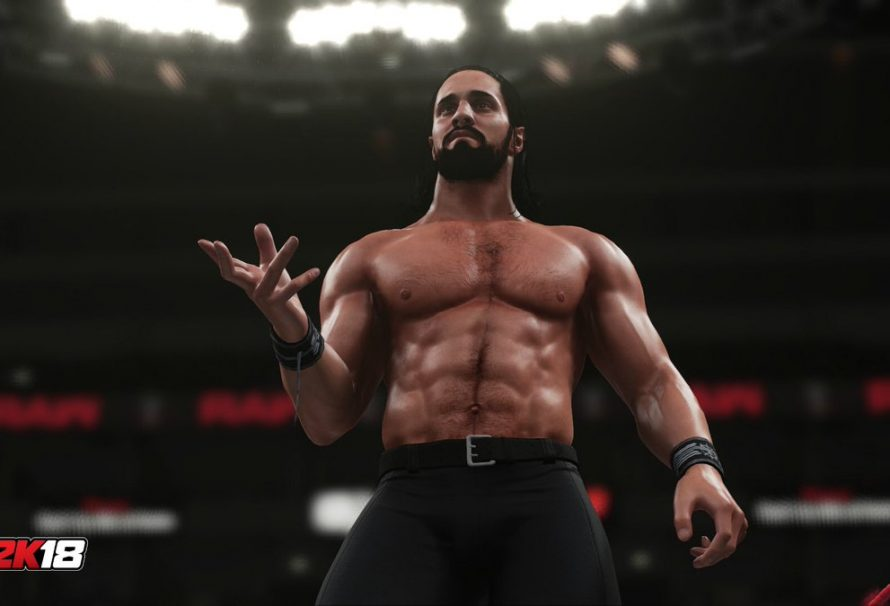 First WWE 2K18 Screenshot Shows Improved Seth Rollins Character Model