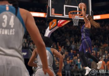 NBA Live 18 Will Feature The WNBA For The Very First Time