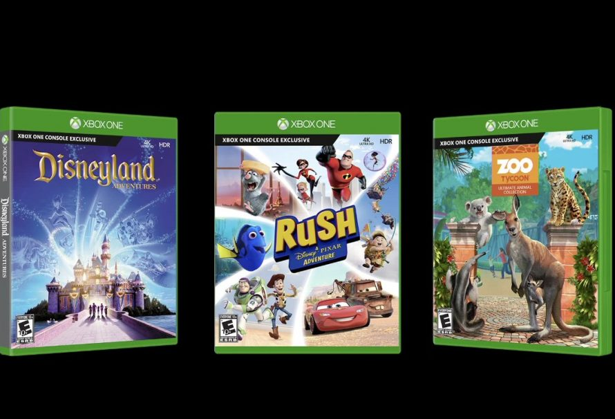 Zoo Tycoon And More Getting Re-released On Xbox One - Just