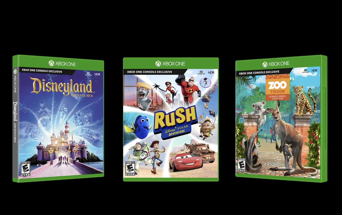 Zoo Tycoon And More Getting Re-released On Xbox One - Just Push Start