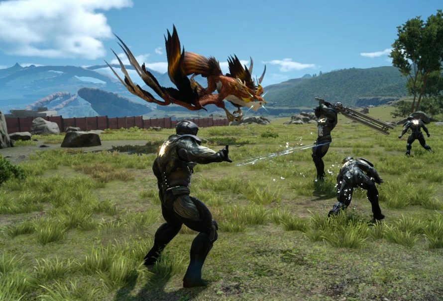 The ESRB Has Now Listed A Final Fantasy XV Royal Edition For PS4 And Xbox One