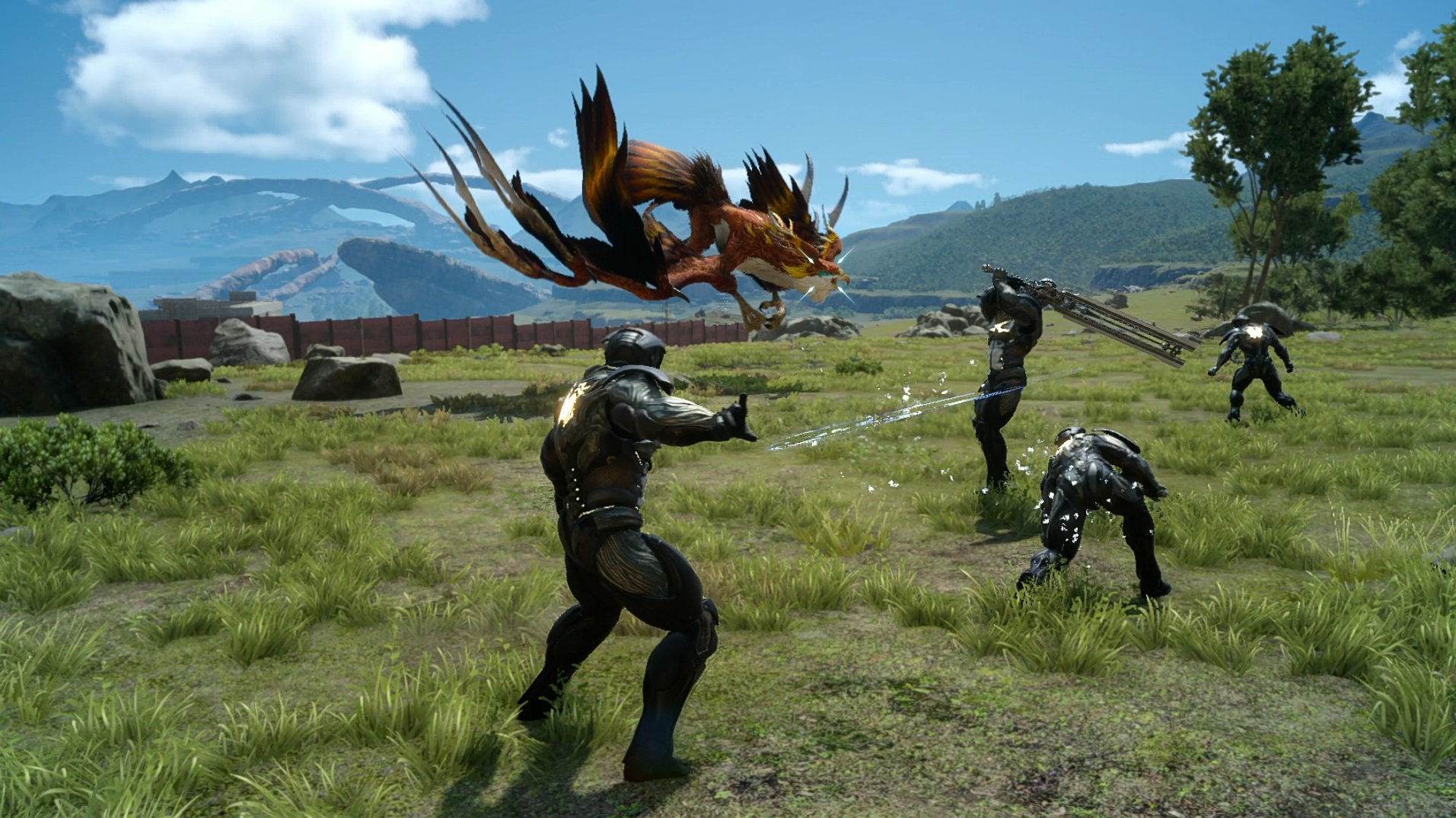 Final Fantasy Xv Getting Another Multiplayer Beta Soon