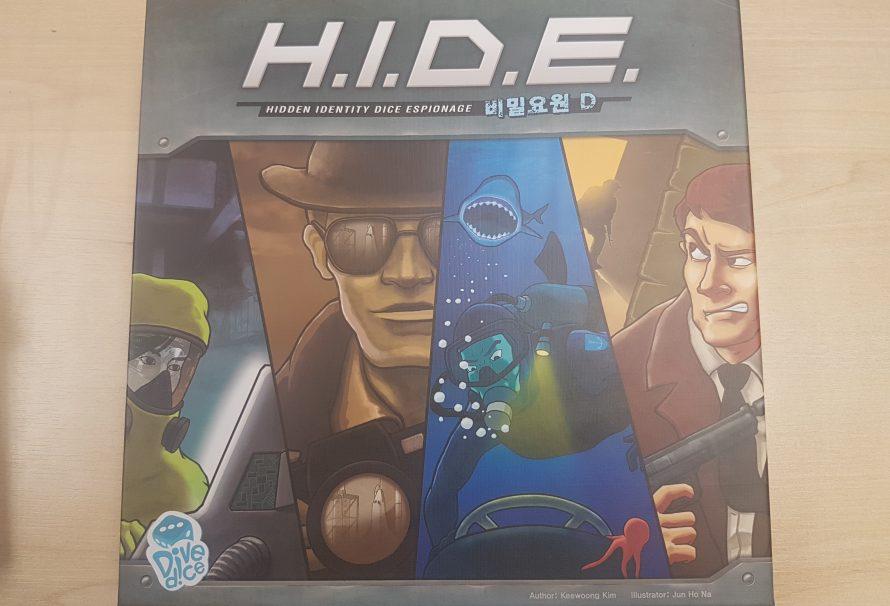 H.I.D.E.: Hidden Identity Dice Espionage Review