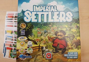 Imperial Settlers Review - Asymmetrical Empire Building