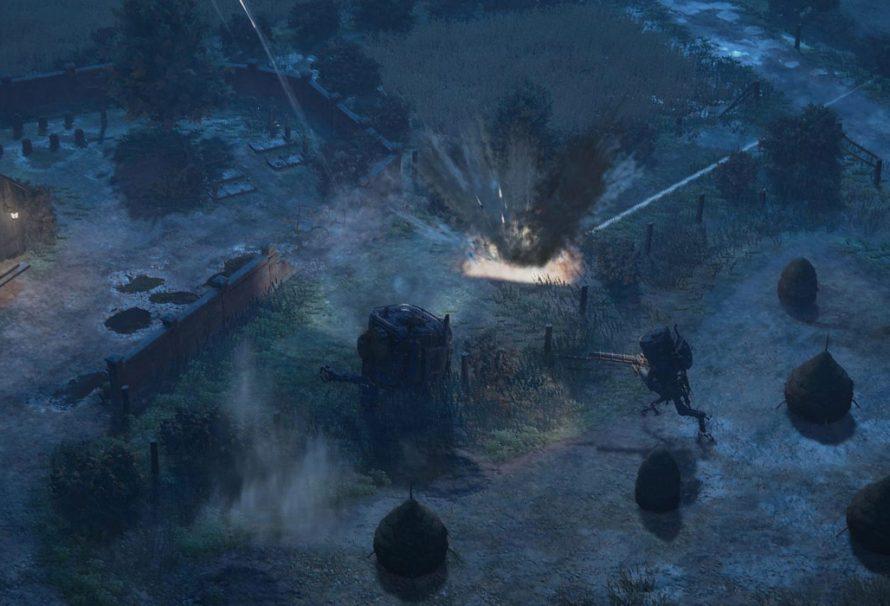 Iron Harvest Gamescom Teaser Trailer Released