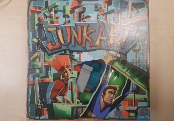 Junk Art Review - A Balancing Masterpiece