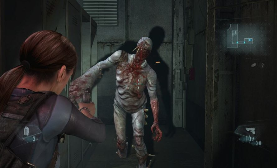 Resident Evil Revelations 1 And 2 Getting Ported To The Nintendo Switch