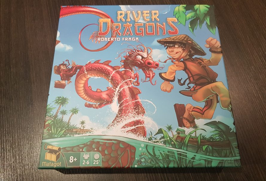 River Dragons Review – Light-Hearted Plank Entertainment