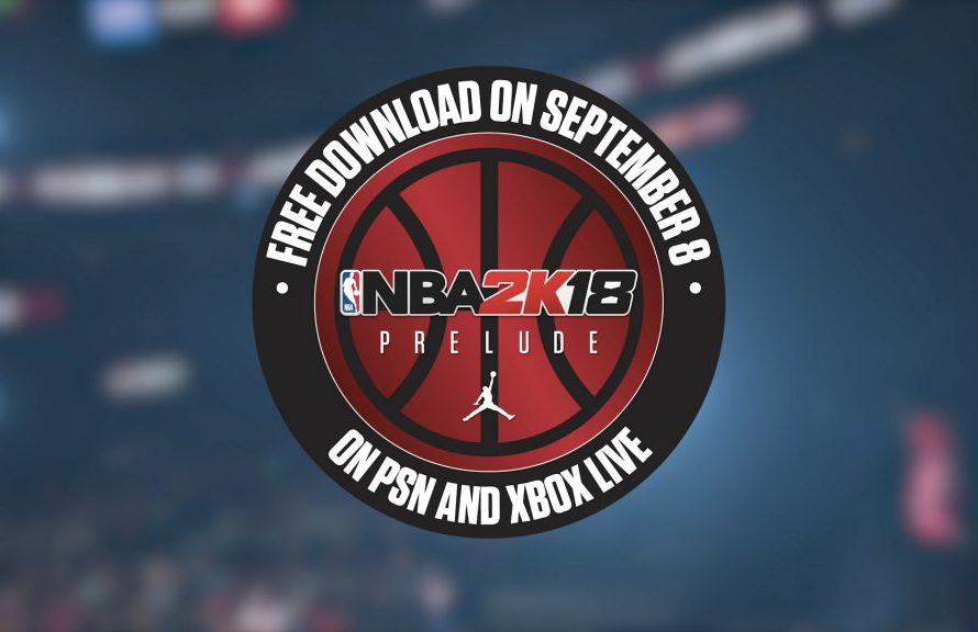 NBA 2K18 Demo Releasing For PS4 And Xbox One Next Month